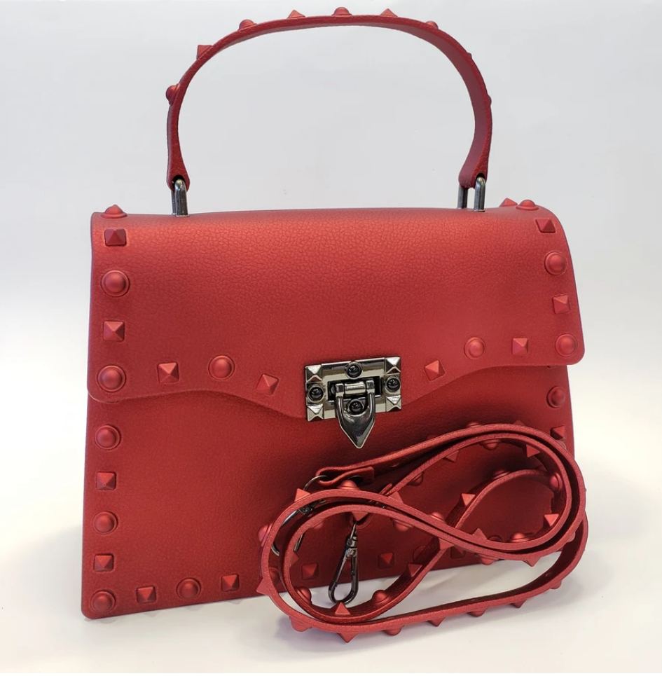 Jelly Stud Bag
