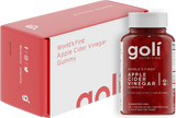 Goli Apple Cider Vinegar Gummies - Systematics