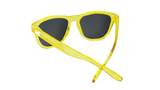 Knockaround Kids Premiums - Yellow Monochrome (Non-Polarised) - Systematics