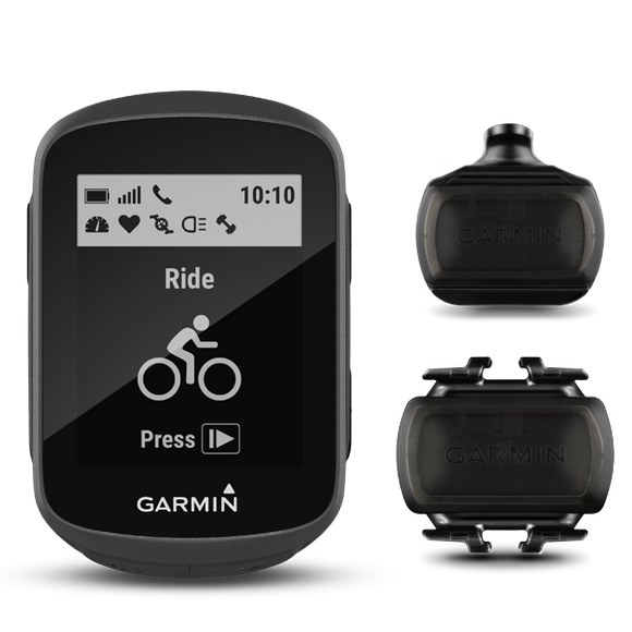 Garmin Edge 130 - Systematics