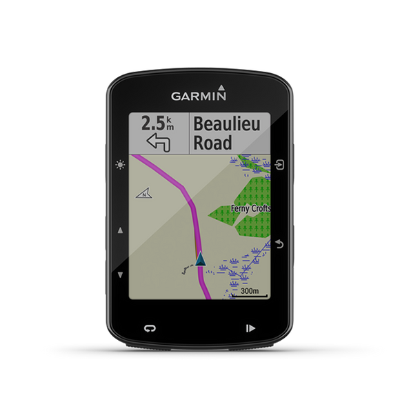 Garmin Edge 520 plus - Systematics