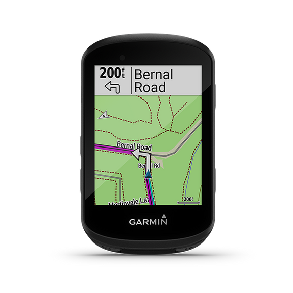 Garmin Edge 530 - Systematics