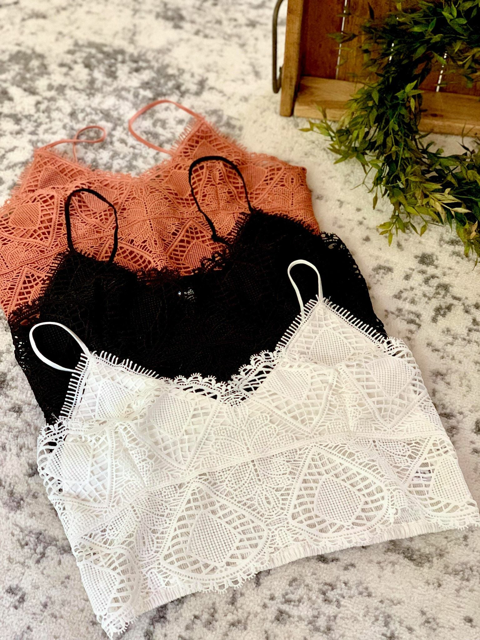 Intricate Lace Bralette