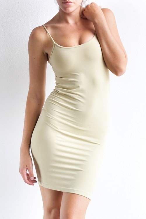 Seamless Slip Dress