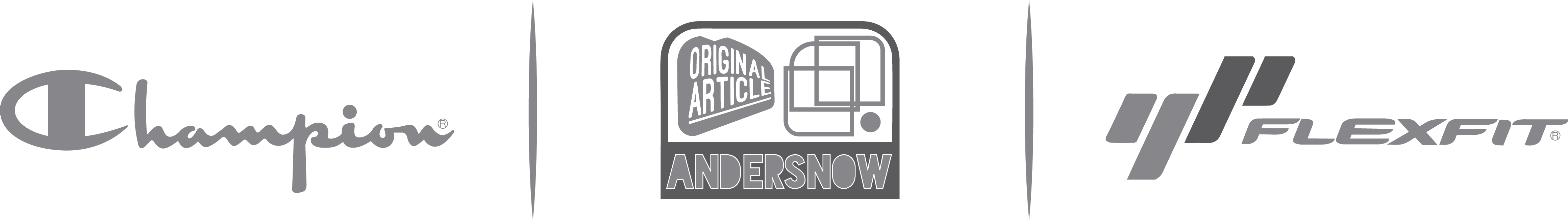 andersnow collaboration champion and flexfit
