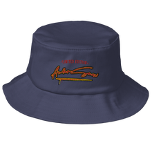 Load image into Gallery viewer, Limited Edition Andersnow Bucket Hat navy