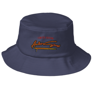 Limited Edition Andersnow Bucket Hat navy