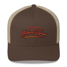 Load image into Gallery viewer, Limited edition AnderSnow Trucker Hat brown khaki