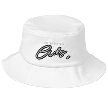 Load image into Gallery viewer, Limited Edition Ads Bucket Hat white