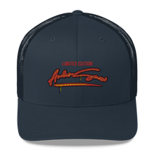 Load image into Gallery viewer, Limited edition AnderSnow Trucker Hat navy