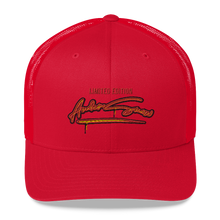 Load image into Gallery viewer, Limited edition AnderSnow Trucker Hat red