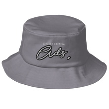 Load image into Gallery viewer, Limited Edition Ads Bucket Hat grey