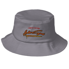 Load image into Gallery viewer, Limited Edition Andersnow Bucket Hat grey