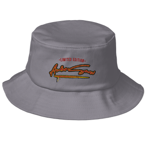 Limited Edition Andersnow Bucket Hat grey