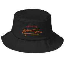 Load image into Gallery viewer, Limited Edition Andersnow Bucket Hat black