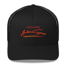 Load image into Gallery viewer, Limited edition AnderSnow Trucker Hat black