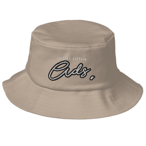 Limited Edition Ads Bucket Hat khaki