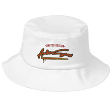 Load image into Gallery viewer, Limited Edition Andersnow Bucket Hat white