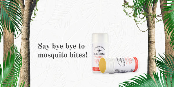 Prevent Mosquito Bites This Summer With Bee Gone Balm