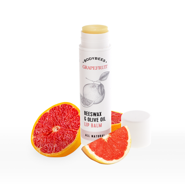 Bee Smooth Grapefruit Lipbalm