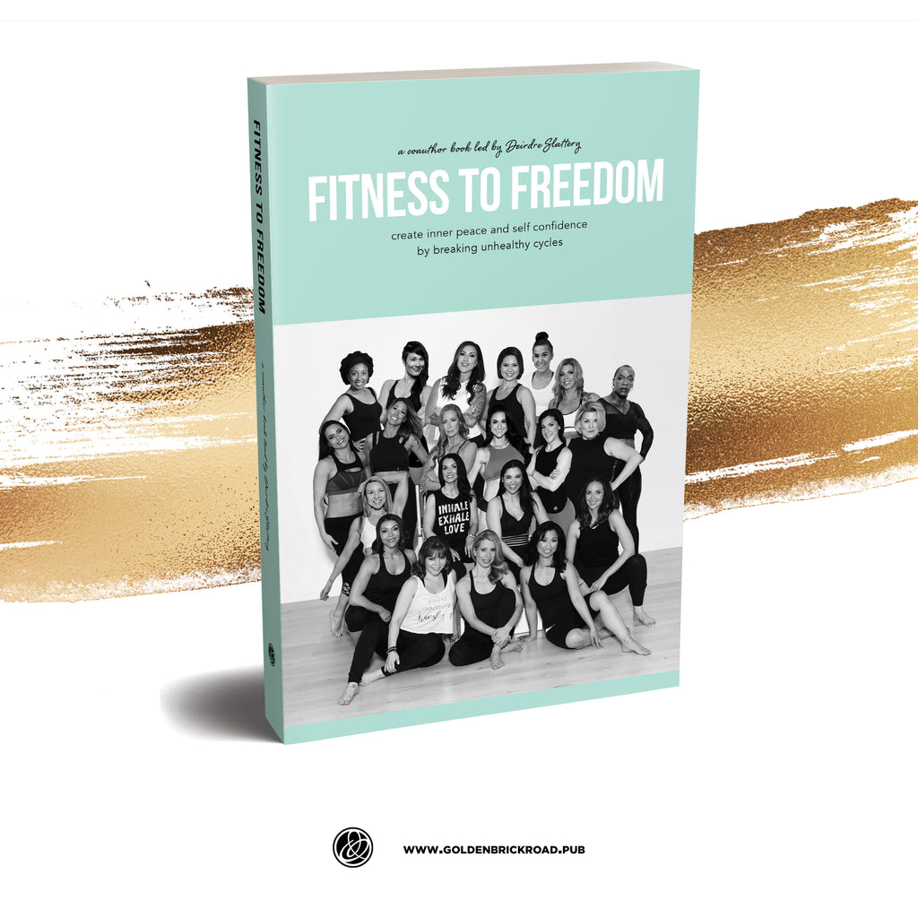 Fitness To Freedom Author Interview