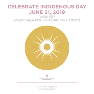 GBR celebrates National Indigenous Peoples Day and its authors