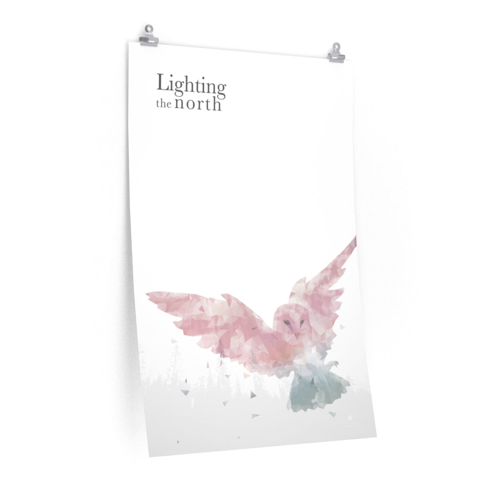 Poster - Lighting the north