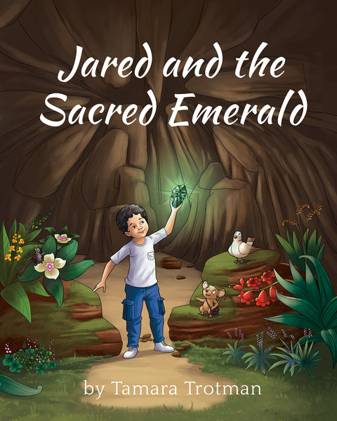 Jared and the Sacred Emerald