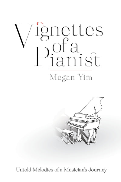 Vignettes of a Pianist (pre-order)