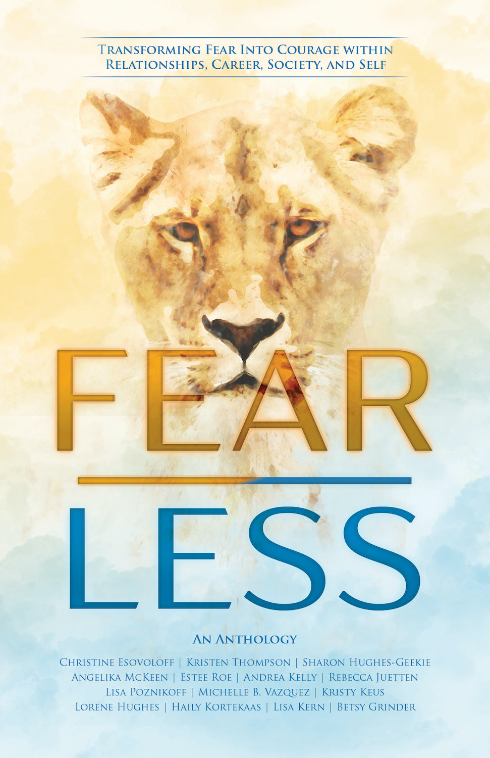 Fear Less (preorder Spring 2021)