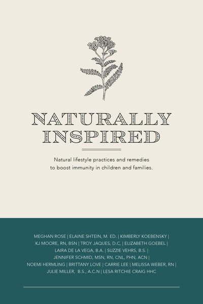 Naturally Inspired (preorder, fall 2019)