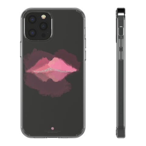 Mountain Lips Clear Cases