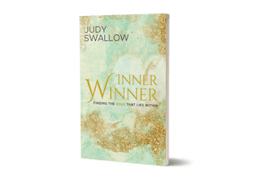 Inner Winner: Finding The Gold That Lies Within book cover by Judy Swallow