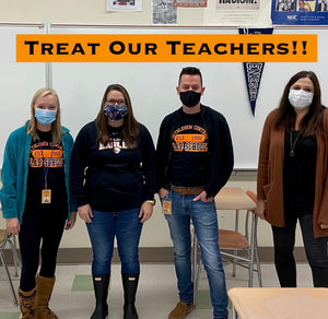 Treat Our Teachers