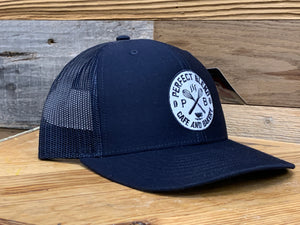 Perfect Blend Hat (Navy/Mesh)