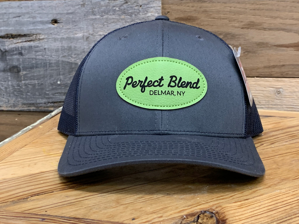 Perfect Blend Hat - Green Logo