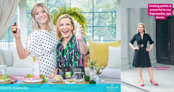 March and April 2019, Home & Family Show, The Hallmark Channel