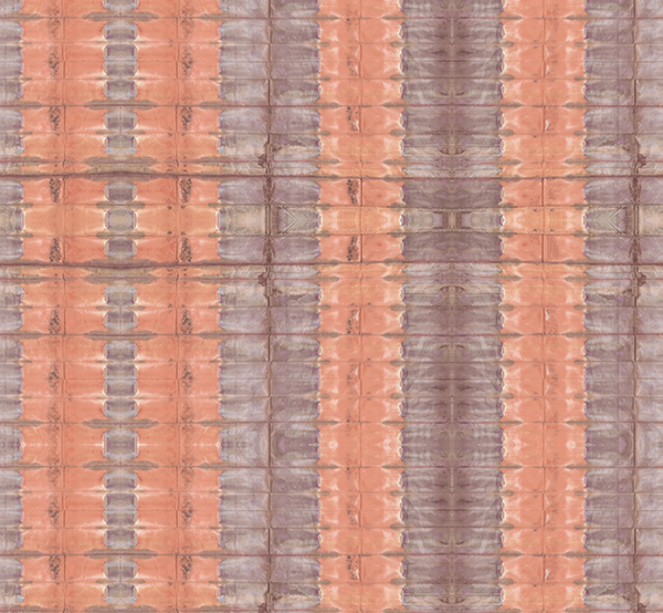SABAI: Terracotta - wallpaper