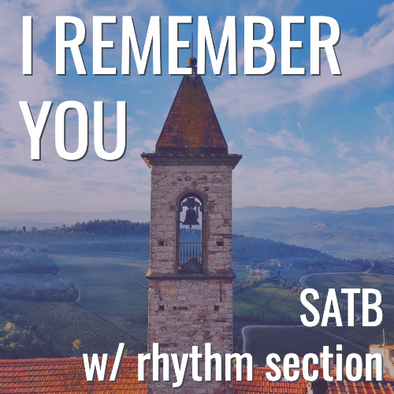 I Remember You (SATB - L3)