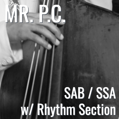Mr. P.C. (SAB and SSA - L2)