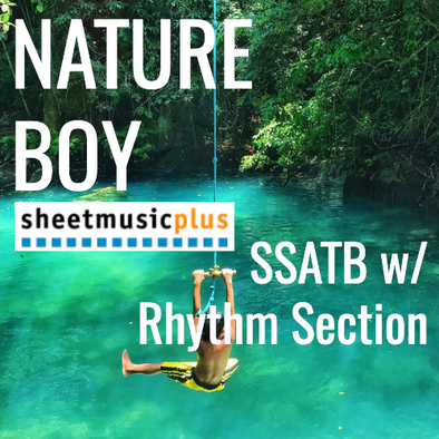 Nature Boy (SSATB - L3)