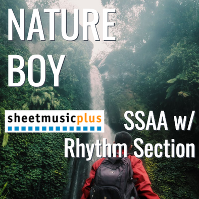Nature Boy (SSAA - L3)
