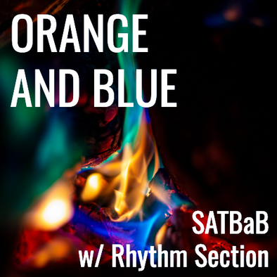 Orange and Blue (SATBaB - L3)