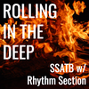 Rolling in the Deep (Dirty Loops adaptation) - (SSATB L5)