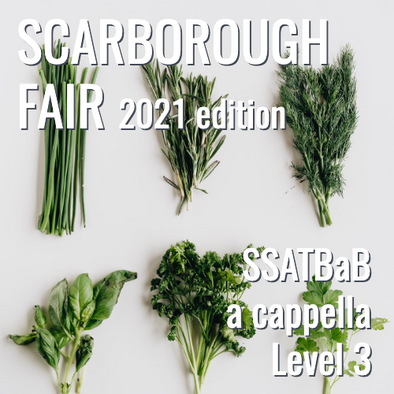 Scarborough Fair (SSATBaB - L3)