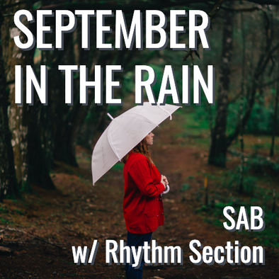 September in the Rain (SAB - L2)