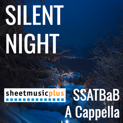 Silent Night (SSATBaB - L5)