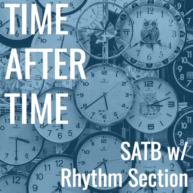 Time After Time (SATB - L2)