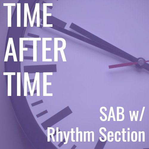 Time After Time (SAB- L2)
