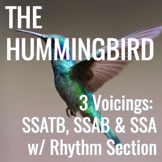 The Hummingbird (FLEX Chart - 3 voicings - L3)